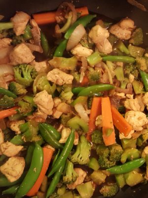 Recipe: Basic Stir-fry Sauce (S, E or FP)