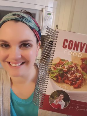Convenient Food Cookbook Giveaway
