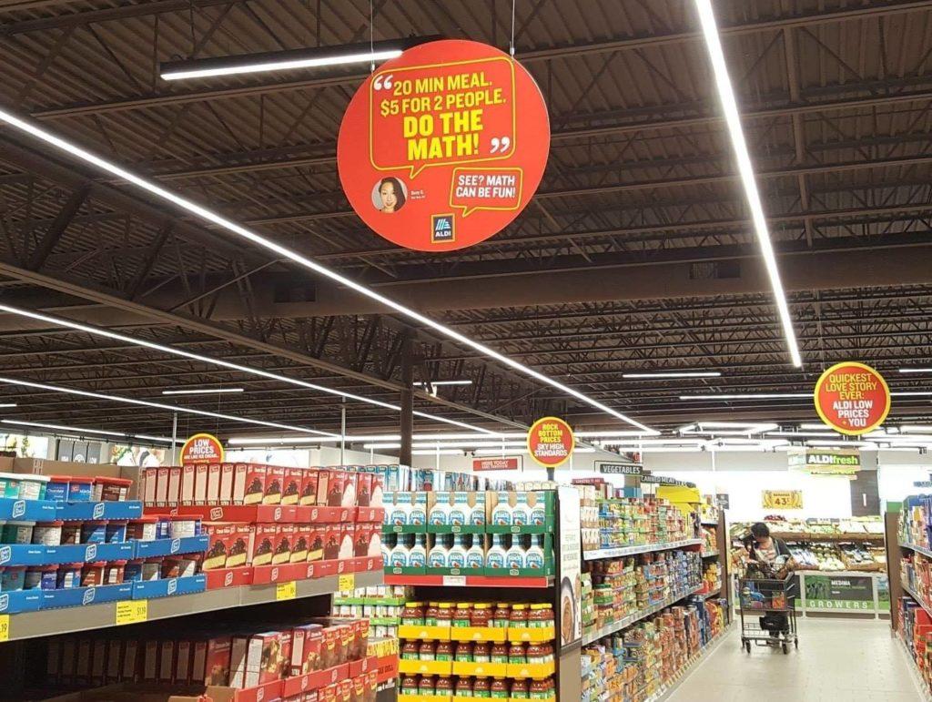 Trim Healthy Mama Aldi Shopping List - Darcie's Dish