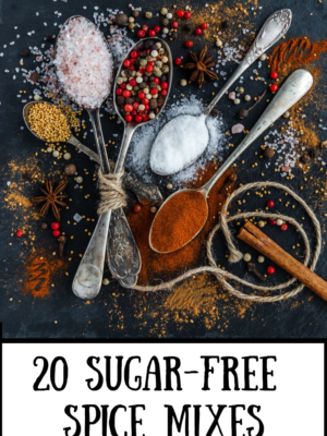 20 Sugar-Free Spice Mixes